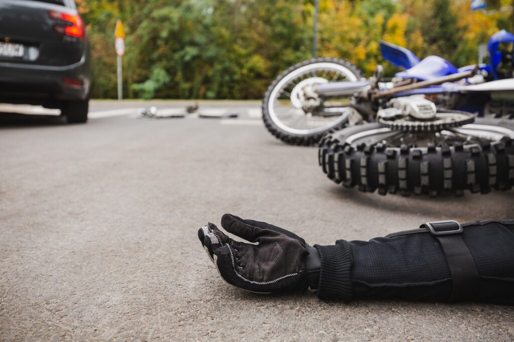 Motorcycle Accident Injury Compensation Claims