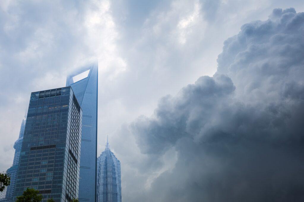 Storm Damage Insurance Claim