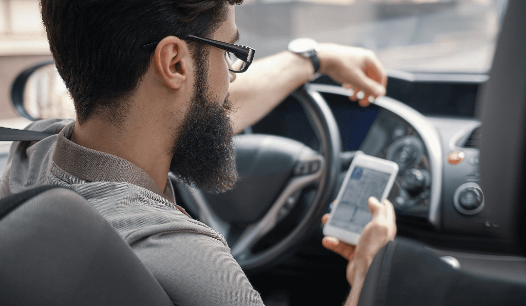 How Many Car Accidents Are Caused By Distracted Driving
