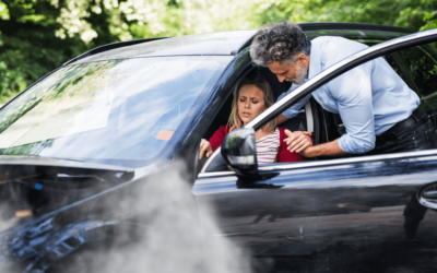 Should You Go To The Emergency Department after a Car Accident?