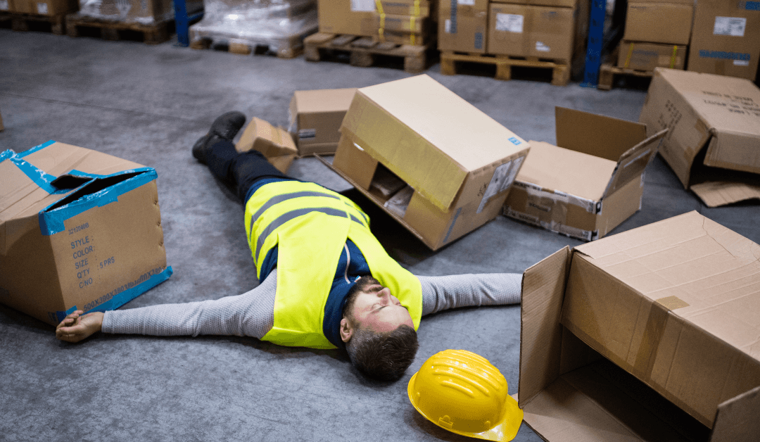 Top 5 Mistakes Made After a Job Injury